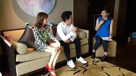 第19届上海电视节 <一念向北>张俪希望男友送钻戒 优酷专访一念向北