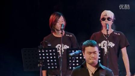 """家驹六月天音乐会2012年现场""""午夜怨曲"""""""