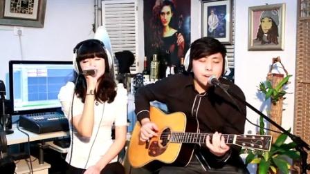 吉他弹唱 温岚《夏天的风》(郝浩涵和楠楠)