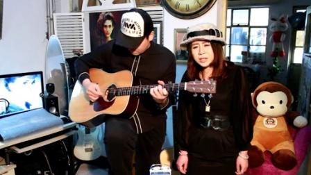 吉他弹唱 邓紫棋《我要我们在一起》(郝浩涵和小朵)