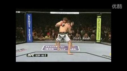 ufc无限制格斗 UFC156次中量级 乔恩-菲奇VS 德米安-玛雅