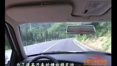 道路21 操作稳定性变差