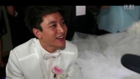 李小璐贾乃亮婚礼甜蜜照片曝光 120706