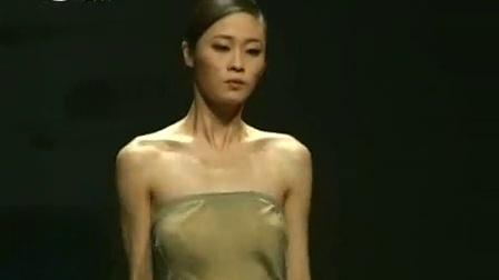 风尚东北亚 2011 中国时装设计师创意大奖 施杰作品发布 111219 施杰惊艳时装创意大赛