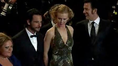 《海明威与盖尔霍恩》首映众主创霸气亮相