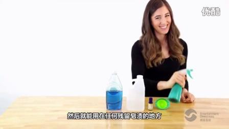 31天大扫除:去皂渍清洁剂