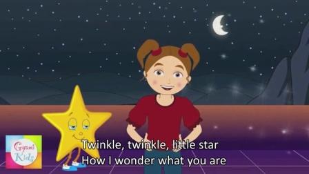 海豹Kid英文儿歌VG_12 一闪一闪小星星 Twinkle Twinkle Little Star