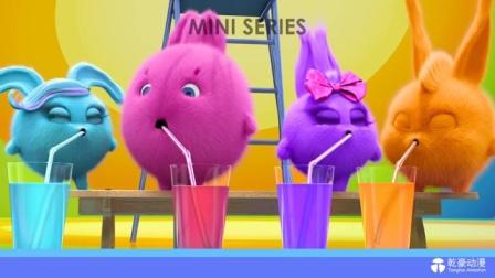 阳光小兔兔 第一季 开心兔mini系列 02