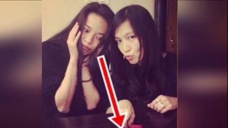 """嘻嘻娱乐 2016 10月 舒淇为""""老婆""""林熙蕾庆生 眼中却只有蛋糕 161030"""