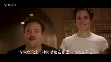 《神奇动物在哪里》主创11.17来华问候视频