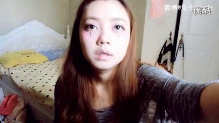 【兔子vlog】粉嫩Bling妆+双丸子头+ezoo+吃火锅