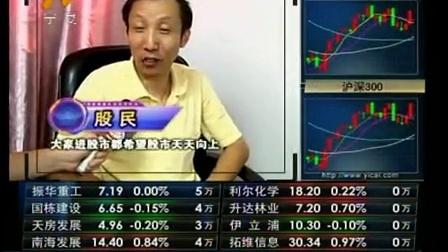 市场零距离 2010 股市天天向上 100817 市场零距离