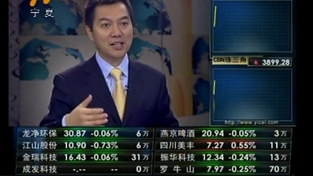 市场零距离 2010 沪深两市开盘情况 100916  市场零距离