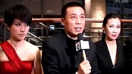 中影集团副总裁江平宣布中国代表团退出东京电影节