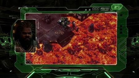 【SC2】星际争霸二 自由之翼 战役通关视频7