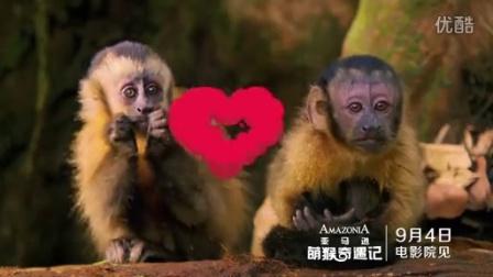 全动物3D演绎《亚马逊萌猴奇遇记》剧场版预告