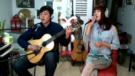 吉他弹唱 黄小琥《重来》(郝浩涵和孙小猴)