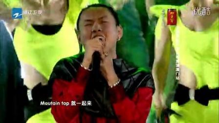 中国好声音 2012 张玮《High 歌》中国蓝好声音全球巡唱会澳门站 120929