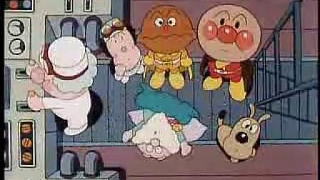 面包超人剧场版 1992:积木城的秘密