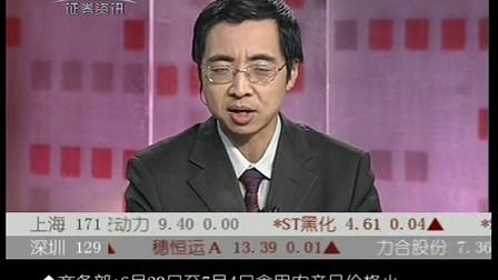 期货时间 2010 期货时间 100707