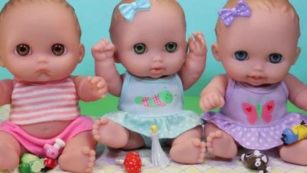 新生仿真婴儿宝宝互动娃娃喂食喂奶如厕展示