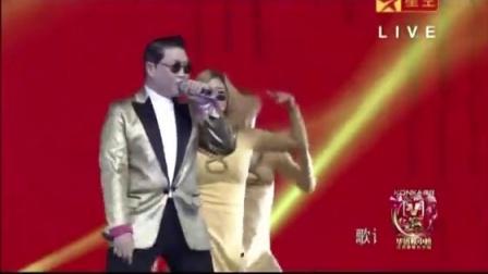 PSY《Daddy》160415 2016华语榜中榜