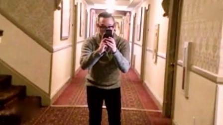 美国男子住酒店拍到鬼魂 真实照片惊现灵异鬼魂 160417