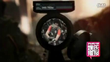 小罗伯特唐尼携手麦姐前夫盖里奇 钢铁侠客串《使命召唤9》真人宣传片 121101
