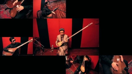 迈克尔·杰克逊 billie jean 超牛 维吾尔族乐器演奏!