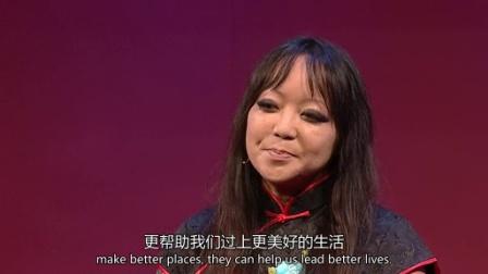 坎迪·张:在死之前,我想