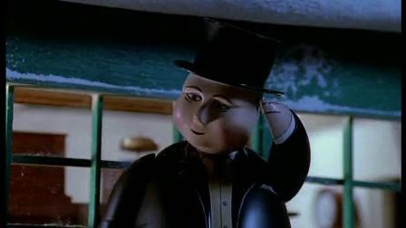 托马斯和他的朋友们 第二季 26 Thomas and the Missing Christmas Tree 托马斯和失踪的圣诞树