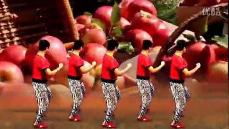 中老年健身舞 中老年舞蹈 广场舞《小苹果》