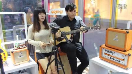 吉他弹唱 舞娘(郝浩涵和Amylee)