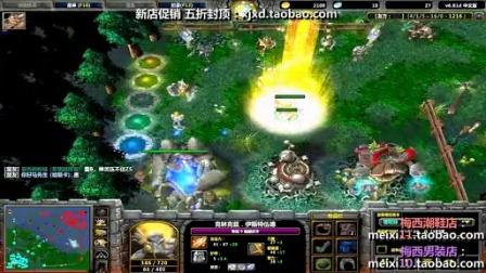 【梅西解说】疯狂杀戮:24杀小骷髅vs刃甲冲脸阵