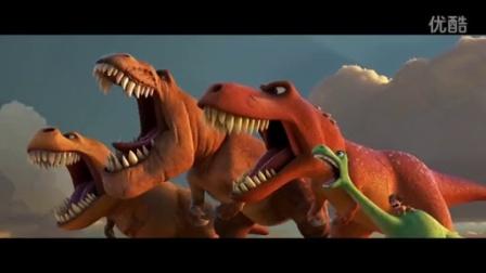 恐龙当家 对外面的世界充满了恐惧的恐龙阿洛在小男孩点点的陪伴下逐渐成长!