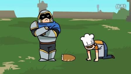 【游民星空】《LOL》搞笑动画:潘森崛起