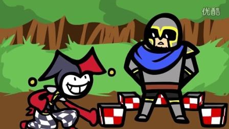 【游民星空】《LOL》搞笑动画:小丑