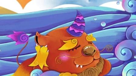 呼噜博士 2015 童话故事《年兽的故事》30 <年兽的故事>