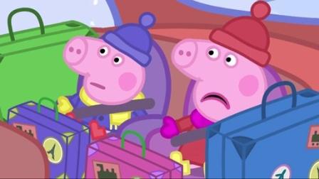 小猪佩奇 第四季:圣诞老人的小屋