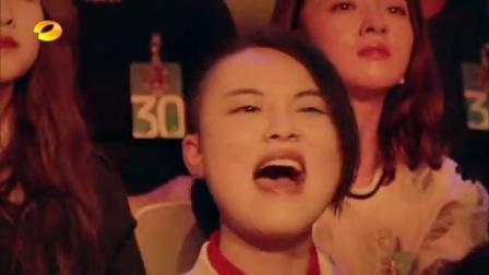 李玟赤脚上阵全新演绎《想念你》女王气场十足 160115 我是歌手