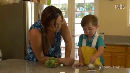 BABYSTEP 尝试新食物能增强孩子自信