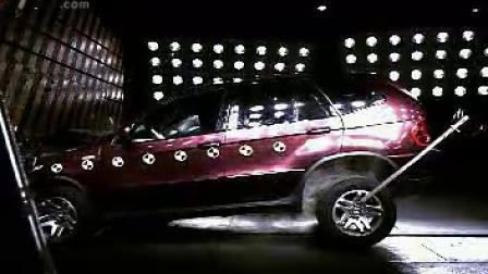双环汽车SCEO安全碰撞测试
