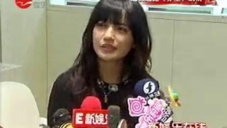 """20081103新娱乐在线赵薇破例接拍《赤壁》 """"孙尚香""""透露下集剧情"""