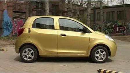 揭秘奇瑞高端品牌瑞麒首款车型M1