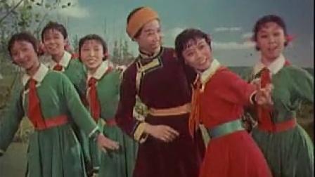 民族芭蕾舞《草原儿女》片段