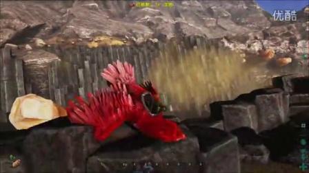 34 窃蛋戴在此 赤鸡《方舟 全新DLC 焦土》老戴