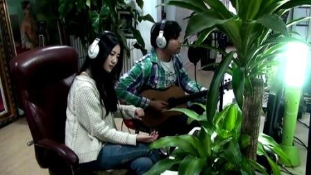 """吉他弹唱 黄小琥《没那么简单》""""唯一的听众"""""""