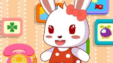 兔小贝儿歌   蒲公英会说话 (含歌词)