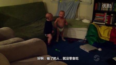 超萌双胞胎火星语聊天 SuperviralTV