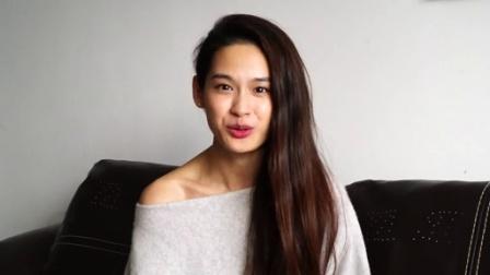 屈菁菁剧中玛利亚扮演者